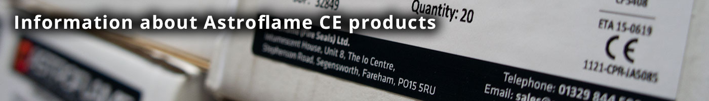 CE Product Information